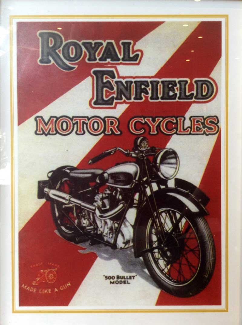 Buying the Royal Enfield 500 CC