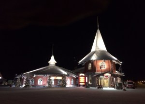 Santa Claus Holiday Village, Rovaniemi, Finland