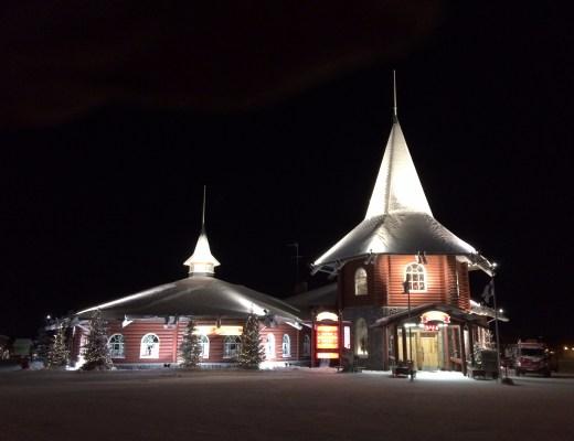 Santa Claus Holiday Village, Rovaniemi, Finland