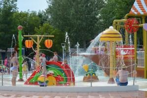 Splashpark at Spiaggia e Mare Holiday Park, Italy