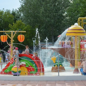 Splashpark at Spiaggia e Mare Holiday Park, Italy
