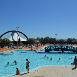 Main Pool at Spiaggia e Mare Holiday Park, Italy