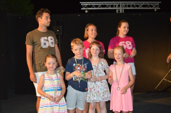 2nd Place Winners at Spiaggia e Mare Holiday Park, Italy