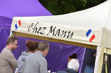 Chez Manu at the 26th Annual Bluegrass Festival