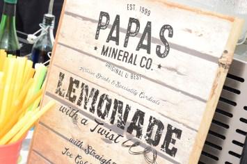 Papas Mineral Company at Festival Lough Erne held at Enniskillen Castle