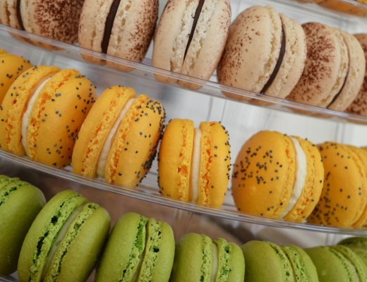 Macaroons by Lough Erne Cakes