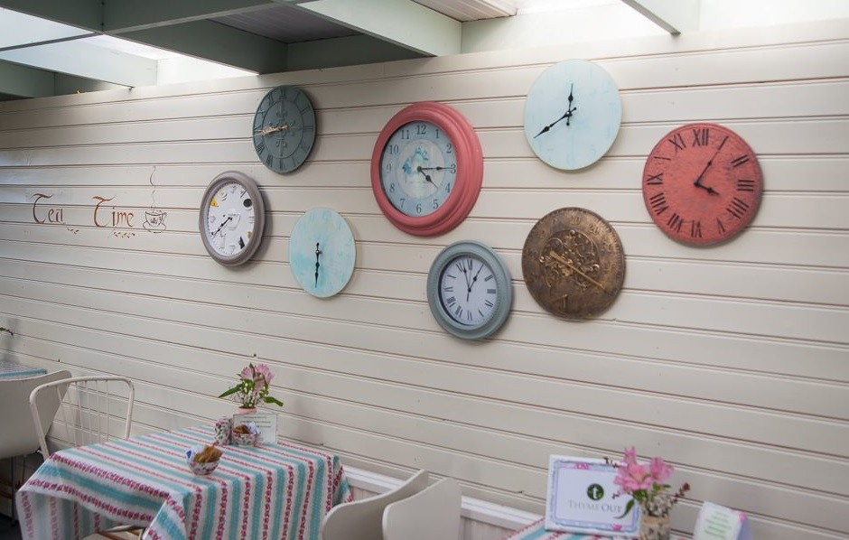 ThymeOut Cafe at Alcorn's Flower and Garden Centre, Letterkenny