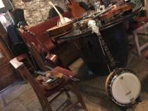Violins and Banjos at Smugglers Creek Inn
