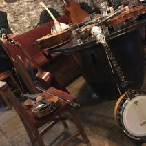 Violins and Banjos at Smugglers Creek Inn