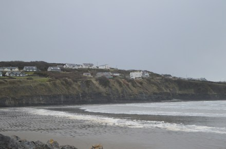 Smugglers Creek Inn overlooking Rossnowlagh Beach in Donegal