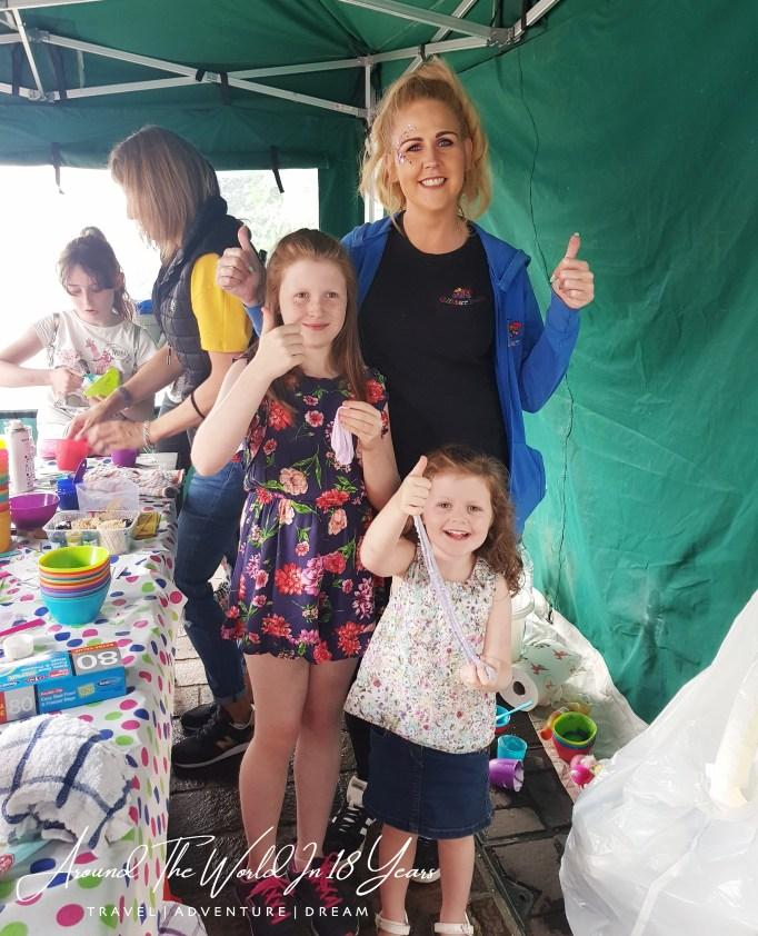 Omagh Food Festival - Glitterbug Slime