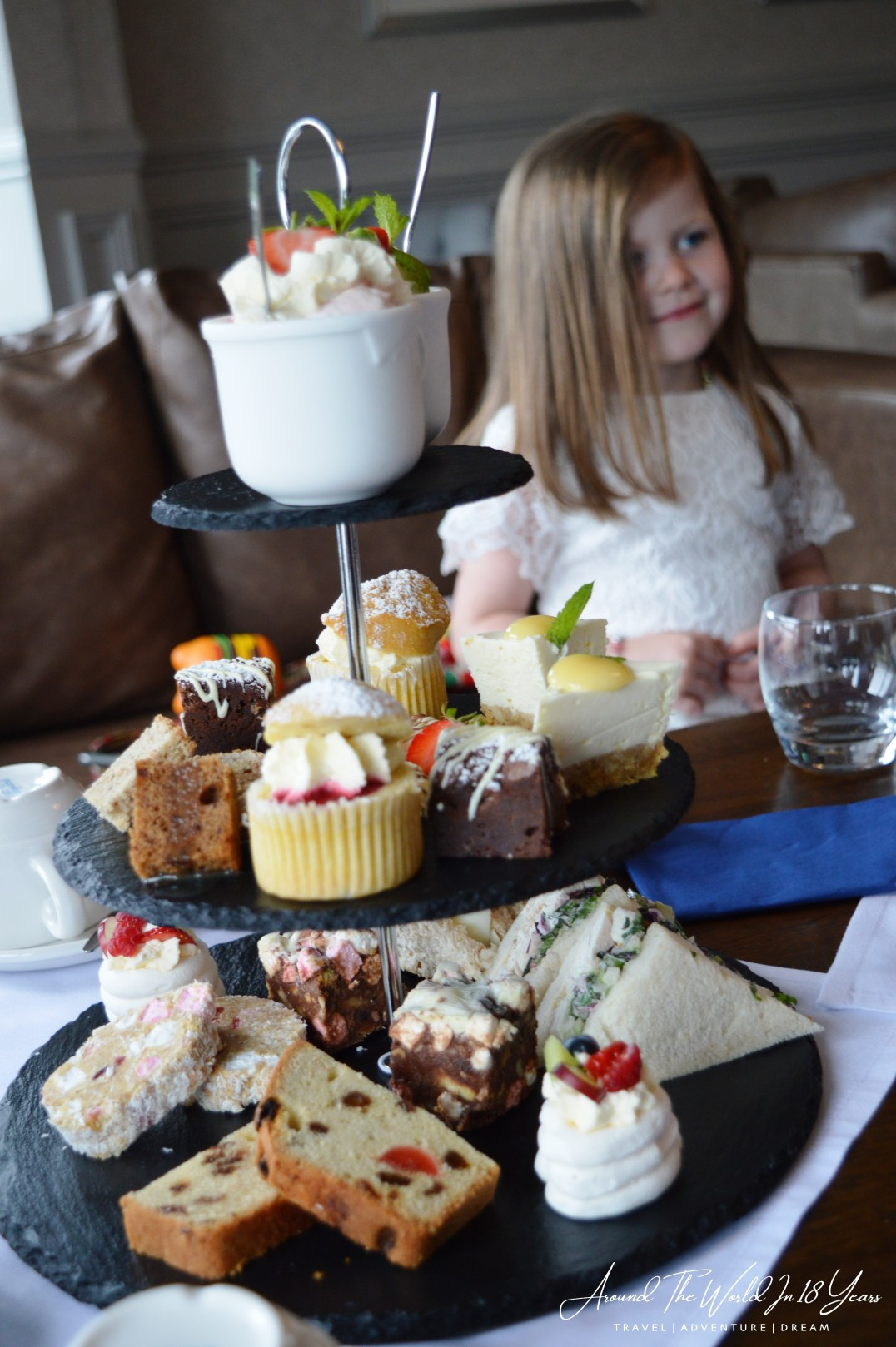 Mellon Country Inn - Afternoon Tea