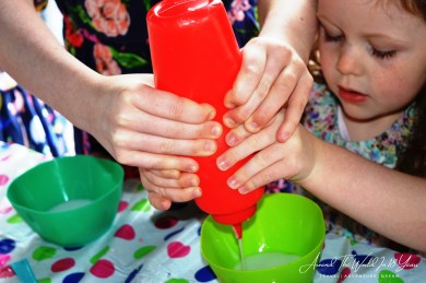 Omagh Food Festival - Glitterbug Slime Making