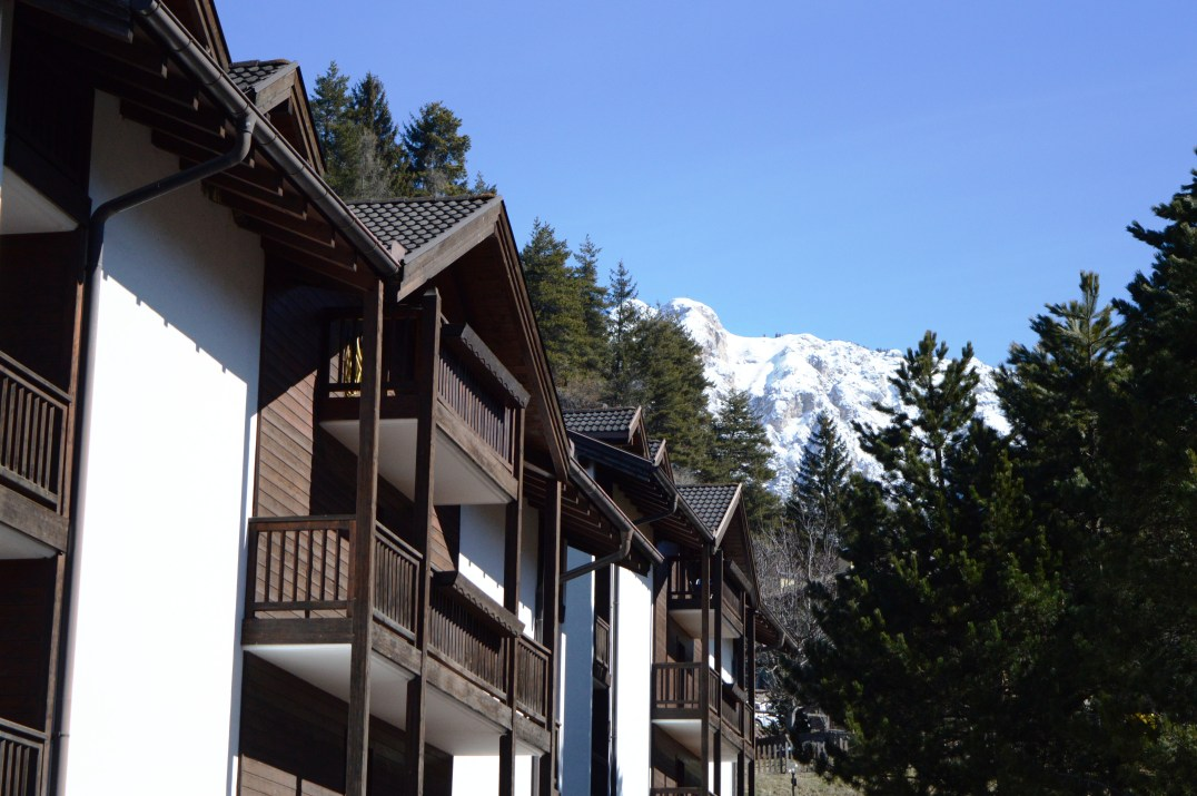 Aparthotel des Alpes in Cavalese, Italy