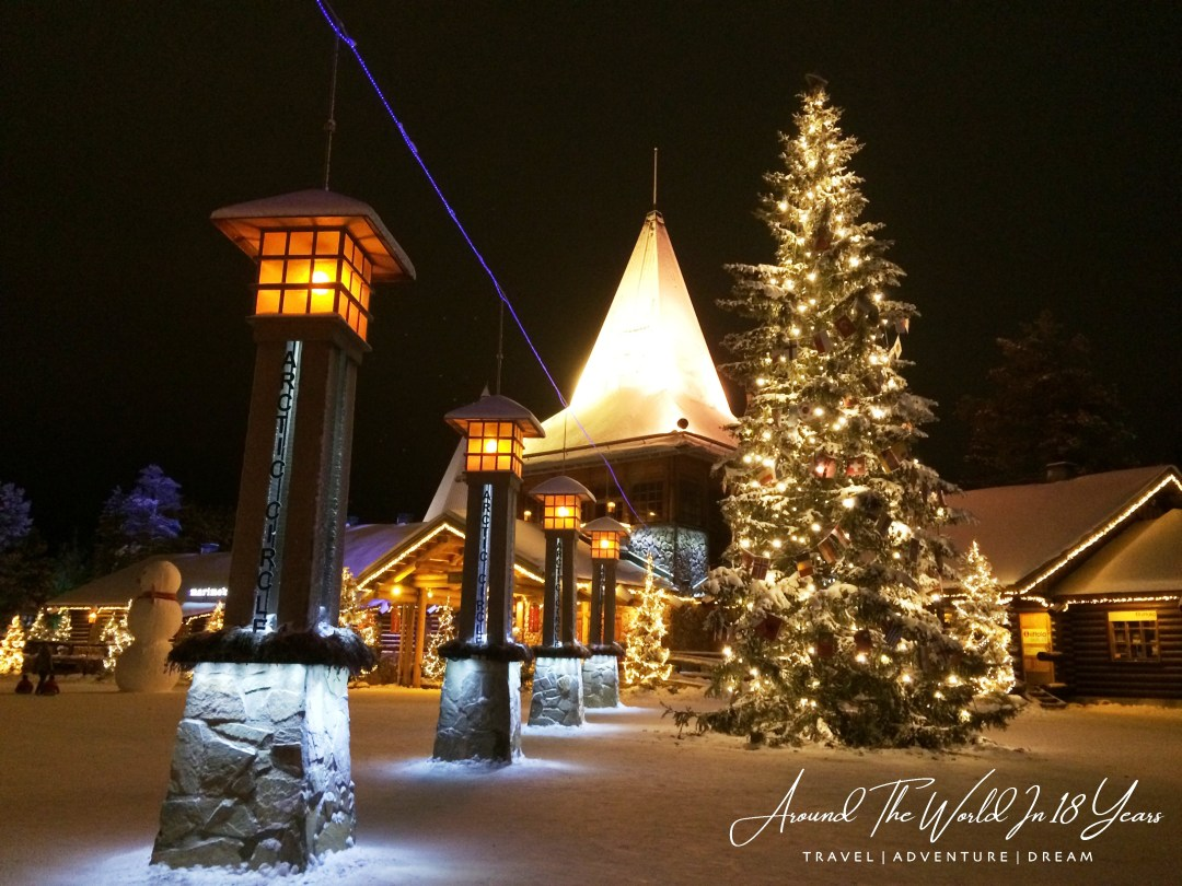 Finland Christmas Goat.Christmas In Lapland Tips Around The World In 18 Years