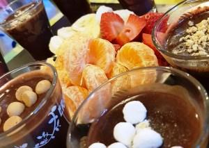 Chocolate Gourmet Fondente at Gelateria Tre Valli Di Franco Simonazzi