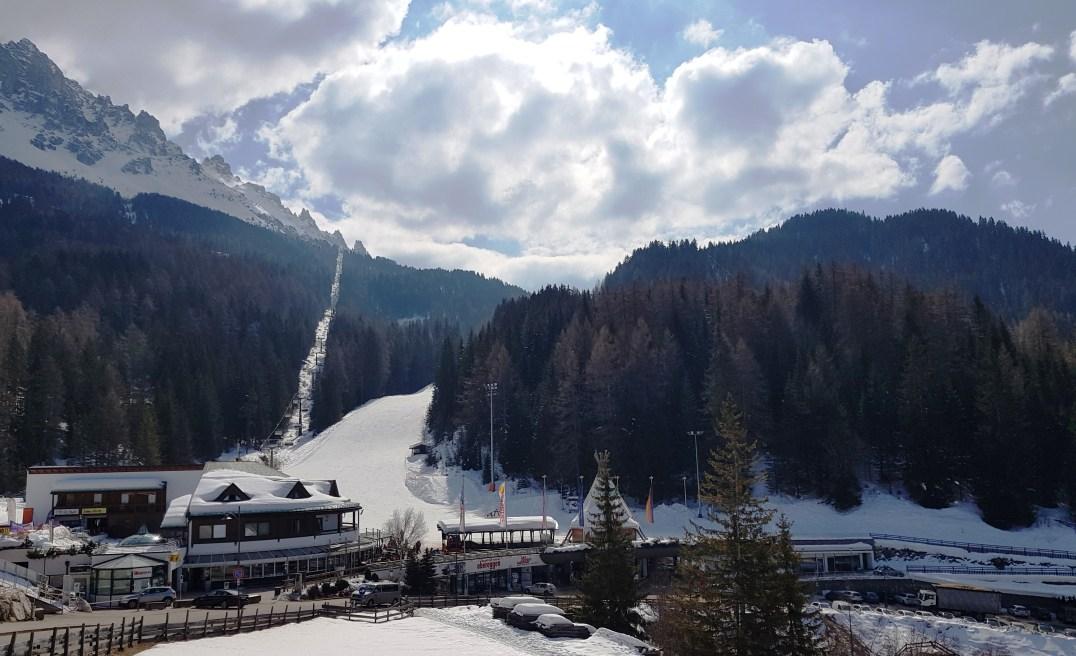 Obereggen in the Italian Dolomites