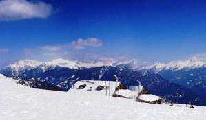 Ski Center Latemar in Trentino, South Tyrol