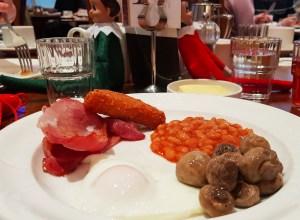 Breakfast at Hotel Westport