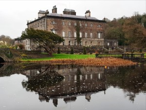 Westport House in County Mayo, Ireland