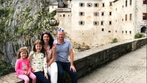 Around The World In 18 Years at Predjama Castle, Slovenia