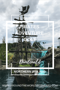 Pirates Adventure Golf