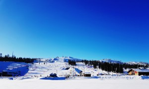 Ruka Ski Resort in Ruka, Finnish Lapland