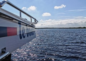 Le Boat Horizon 4 on the River Shannon in Ireland