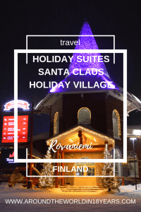 PIN IT: Santa Claus Holiday Village - Holiday Suites