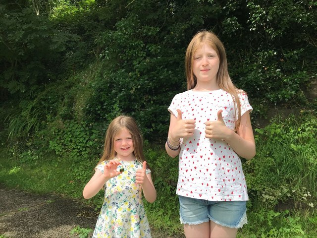 Geocaching in Dromore, County Tyrone