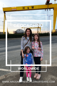 Combining Geocaching with Travel