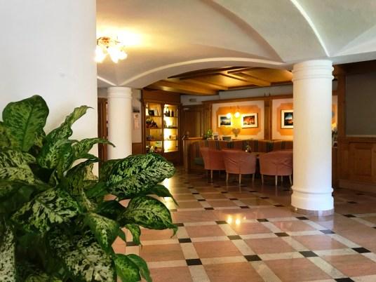 Reception at Aparthotel Majestic, Predazzo