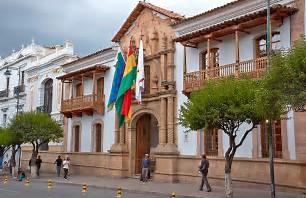 photograph of bolivia casa de la libertad