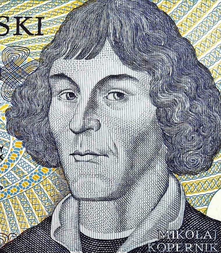 Poland 1000 Zloty Banknote front, featuring portrait of Nikolai Kopernik