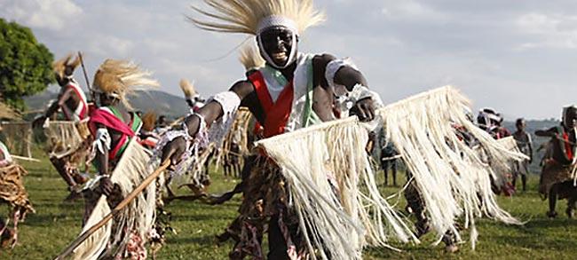 Intore Dancers of Burundi