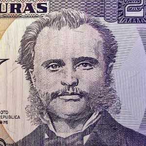 Honduras 2 Lempira 1997 banknote front (2)