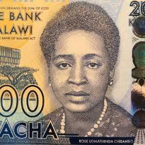 "Malawi 200 Kwacha 2017 banknote front (2) featuring Rose Lomathinda Chibambo, ""One of the Founders of Malawi"""