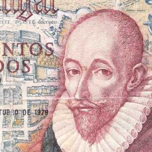 Portugal 500 Escudo 1978 banknote front (2), featuring philosopher, Francisco Sanches