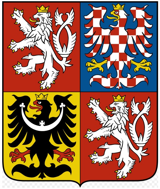 greater coat of arms of the Czech Republic