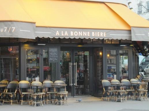 Paris, A La Bonne Biere,terrorist attacks travel