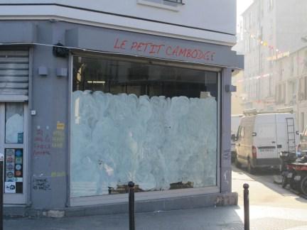 Le Petit Cambodge, Paris, France, terrorist attacks