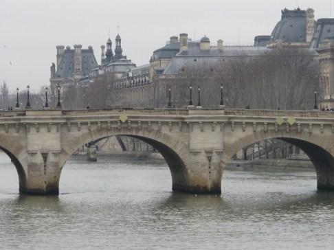 Paris, France, travel, Seine River, bridges