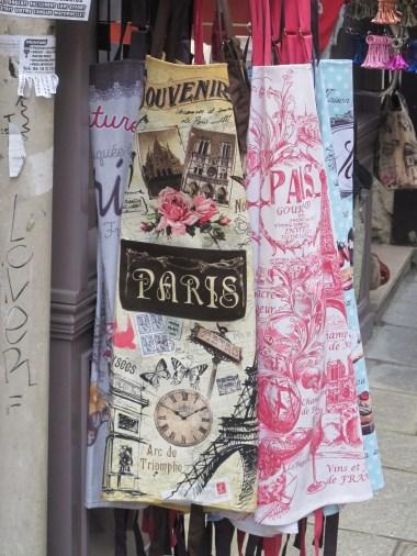 Paris, France, travel, aprons