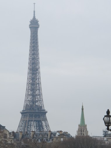 Eiffel tower, Paris, France, travel