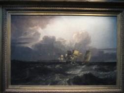 J. M. W. Turner, Petworth House, Egremont, landscape painting, seascape