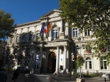 City Hall Avignon, France.