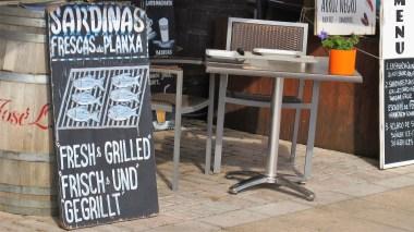 Ah fresh Sardines!!