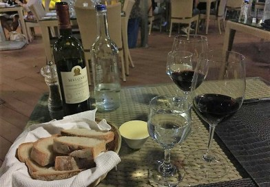 An Evening at Bacchus Restaurant, Mdina