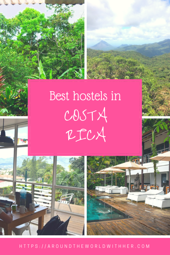 best hostels in costa rica