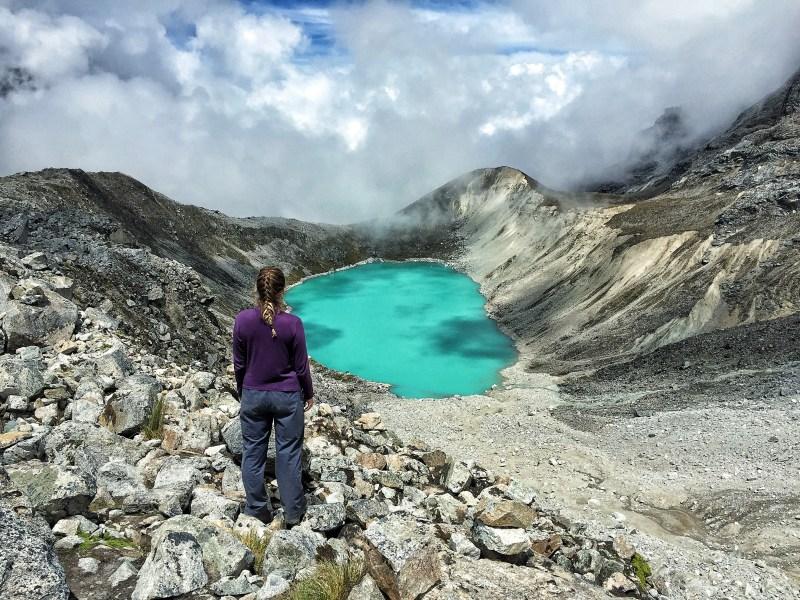 Salkantay Peru itinerary